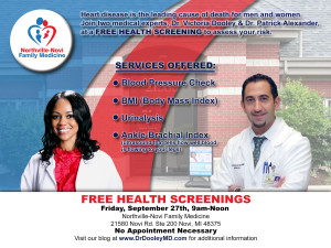 Free-Health-Screening-Doctor-Novi-Hypertension-Dooley